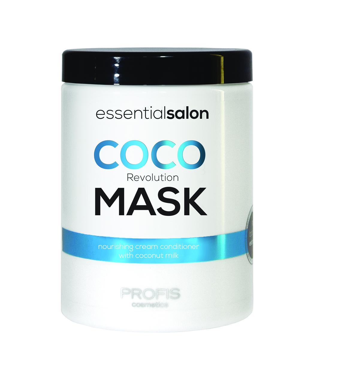 Кокосовая маска для всех типов волос COCO MASK