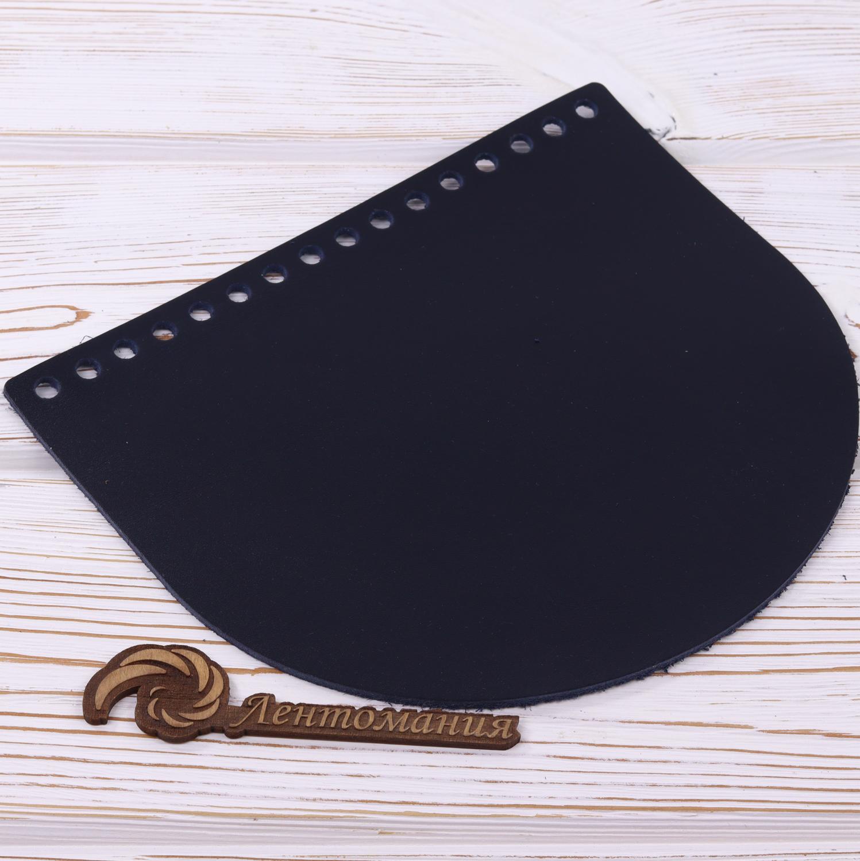 """Вся фурнитура Клапан для сумочки кожаный """"Ночное небо"""" 19 см на 16см IMG_5781.jpg"""