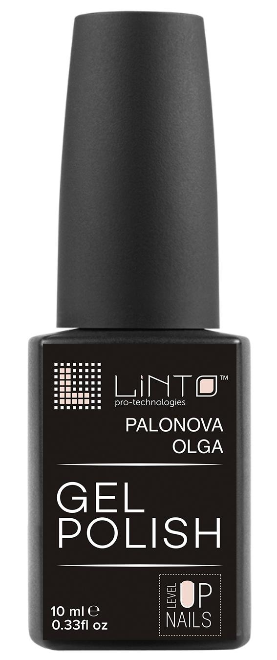 Гель-лак LINTO Level_Up Palonova Olga 10мл