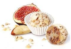 Конфеты Бразильский орех и инжир,