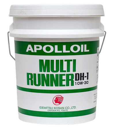 IDEMITSU  APOLLOIL  MULTI RUNNER 10W30 DH-1/СF-4