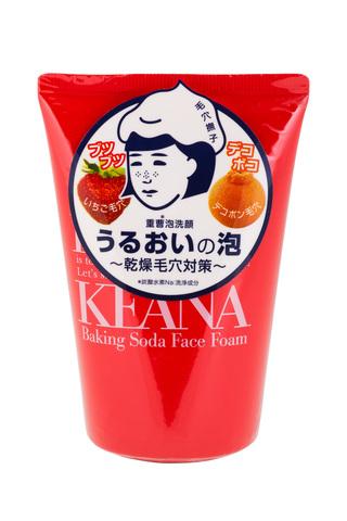 Ishizawa Keana Baking Soda Face Foam скраб для лица