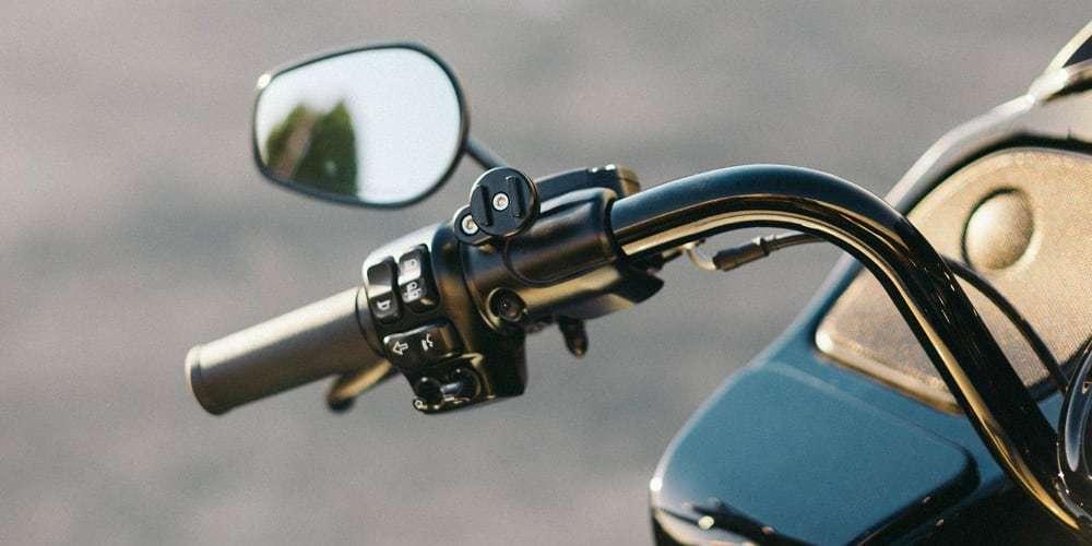 Крепление на вынос руля мотоцикла SP Connect Bar Clutch Mount