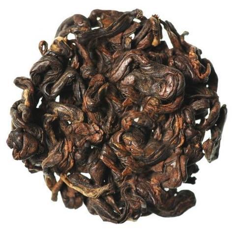 Красная улитка, черный чай, 50 г