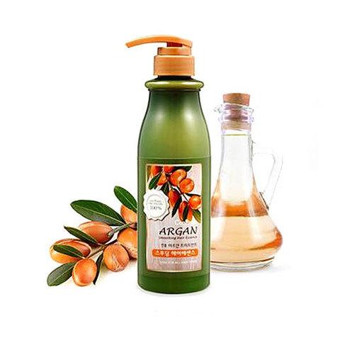 Сыворотка для волос с аргановым маслом Welcos Confume Argan Treatment Aqua Hair Serum