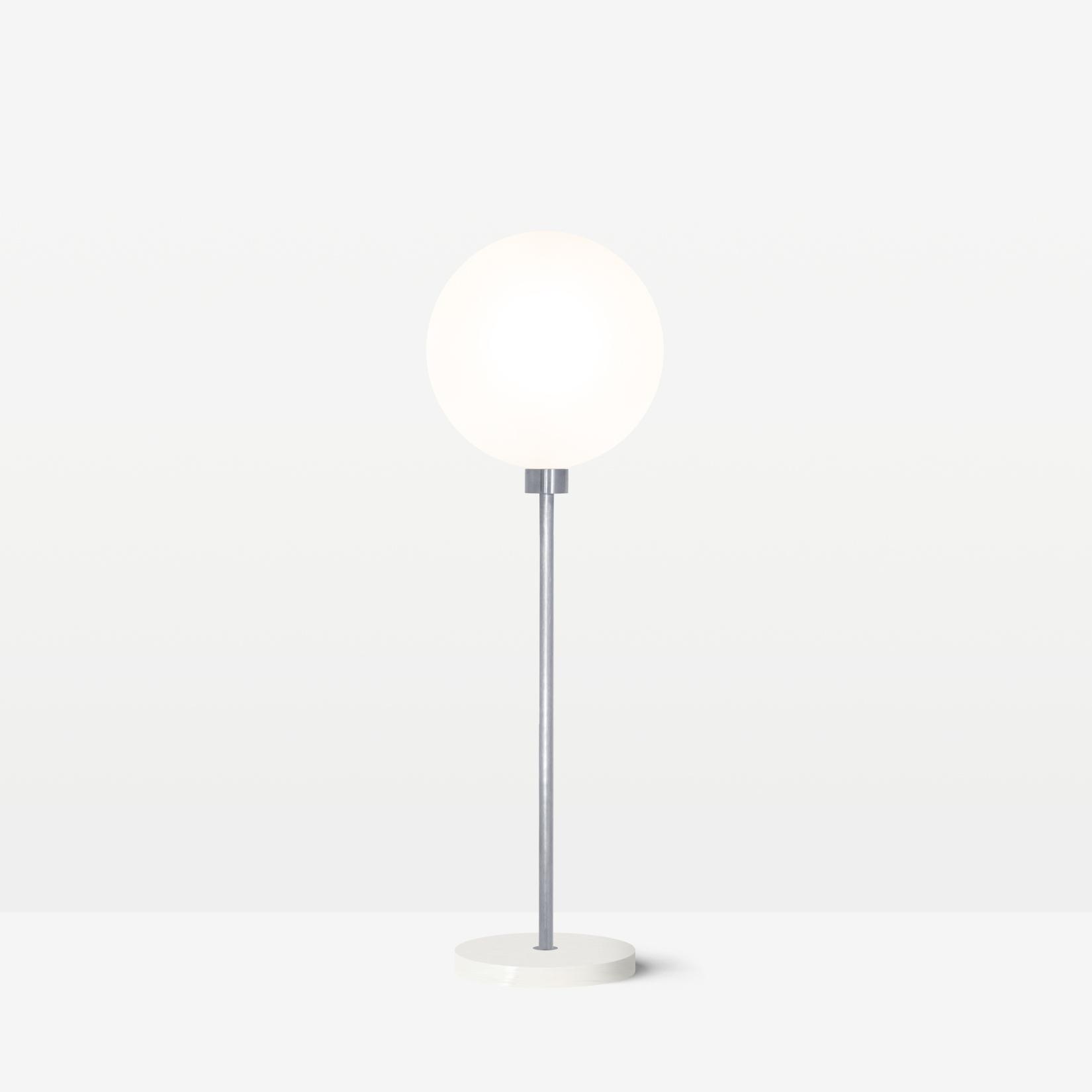 Светильник настольный Onis белый мрамор - вид 4