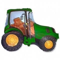 """Фигура """"Трактор"""" (цвета)"""