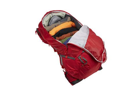 Картинка рюкзак туристический Thule Versant 70 Малиновый - 9