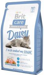 Корм для кошек, Brit Care Cat Daisy, склонных к излишнему весу