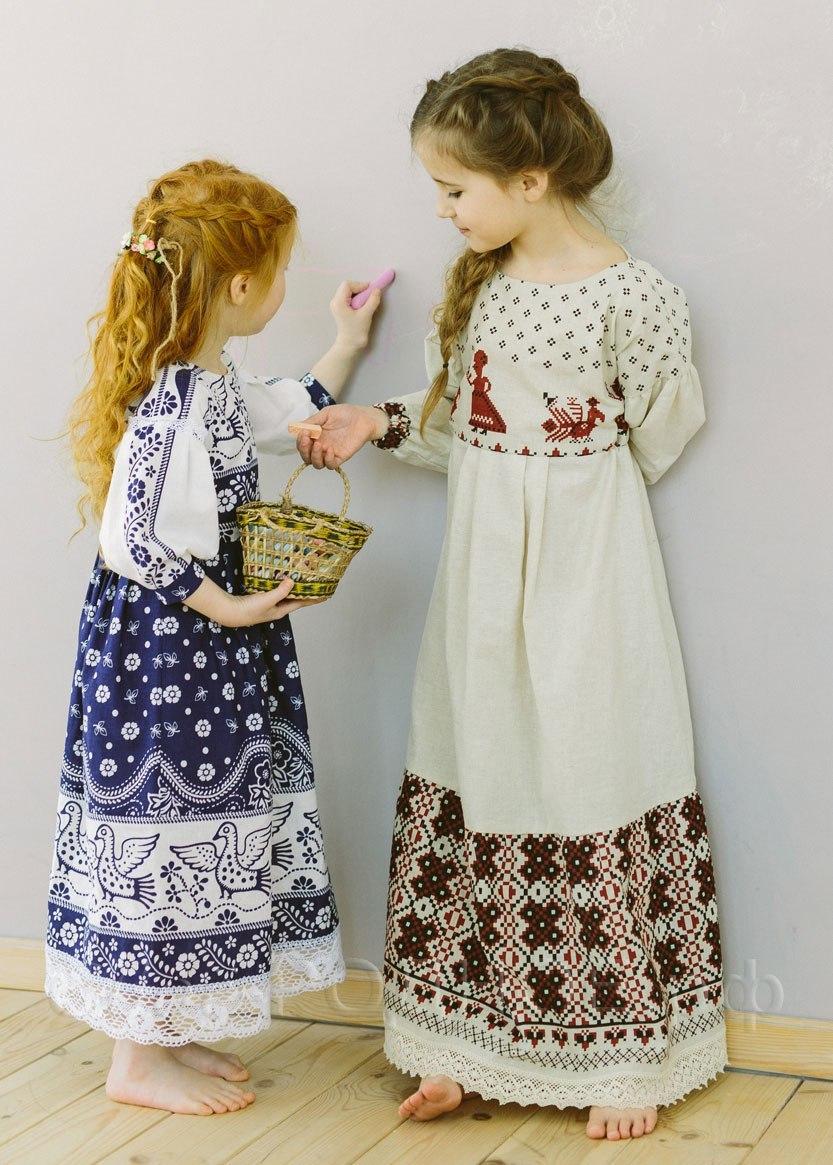 Платье для девочки Сударыня 03 купить