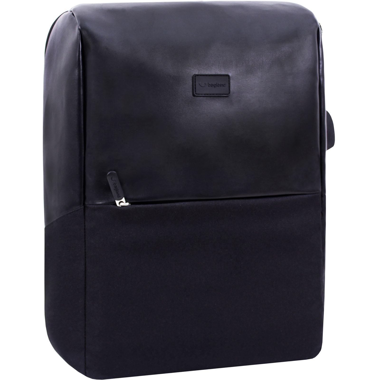 Городские рюкзаки Рюкзак Bagland Brooklyn 18 л. черный (0019466) IMG_6921.jpg