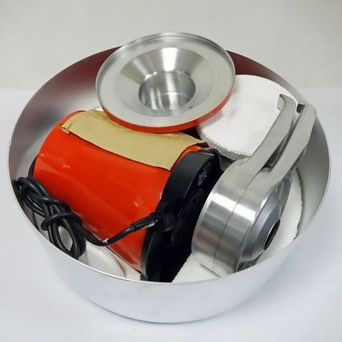 Сепаратор для молока Сокол MS 100 (Мотор Сич СЦМ-100-18, металл). Фото 5