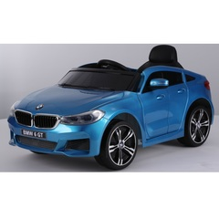 Детский электромобиль Joy Automatic BMW 6 GT Blue