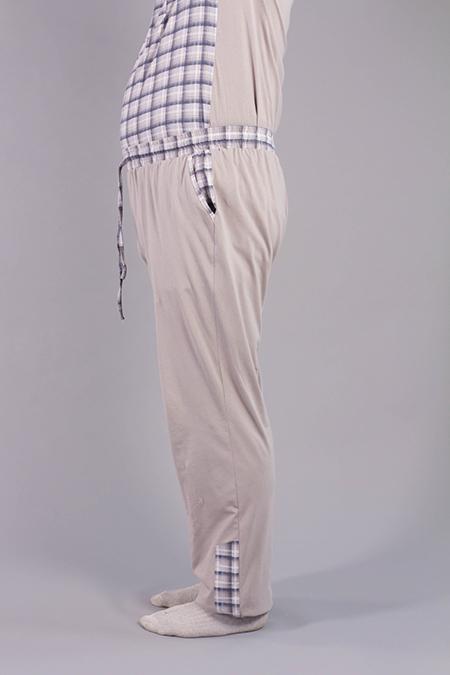 Лекала мужских брюк на заказ