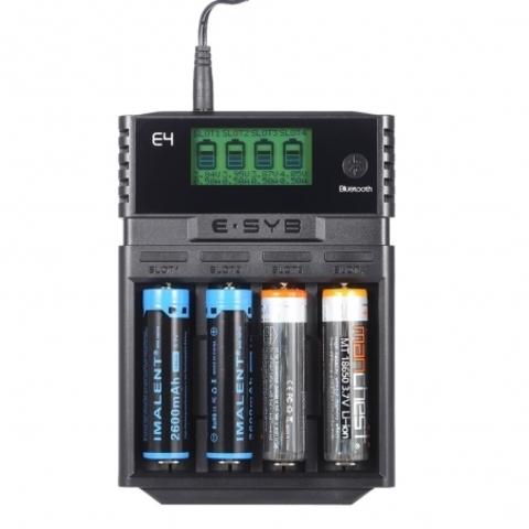 Зарядное устройство ESYB E4 bluetooth