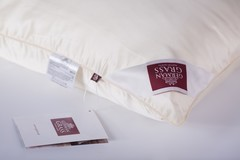 Подушка шелковая 50x68 «Great Silk Grass»