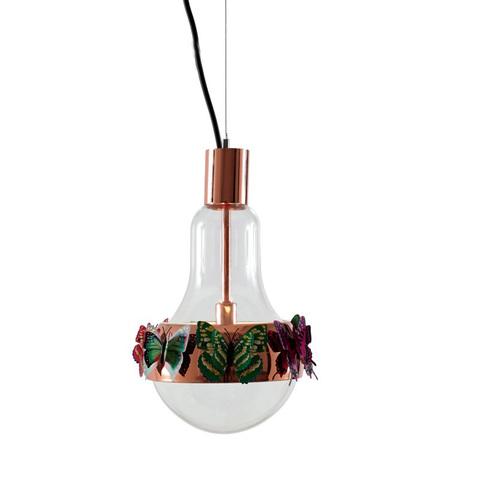 Подвесной светильник копия Flatterby 4 by Ingo Maurer