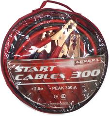 Купить Пусковые провода AURORA START CABLES 300 от производителя, недорого и с доставкой.