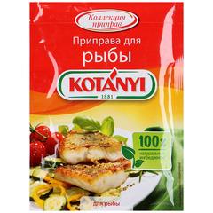 Приправа для морской рыбы и морепродуктов, KOTANY пакет 30г