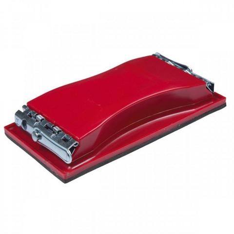 Шлифовщик ручной 165х85мм,с зажимом (32-1-001)