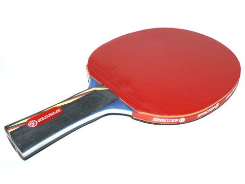 Ракетка для игры в настольный тенис Sprinter 4****, для опытных игроков. Скорость: 7 Вращение: 8 Контроль: 7 :(S-403):