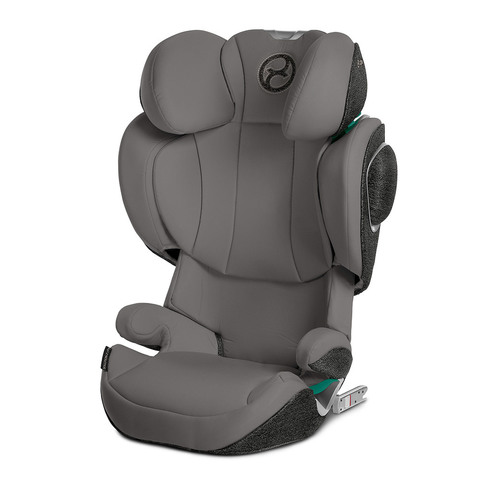 Автокресло Cybex Solution Z i-fix Soho Grey