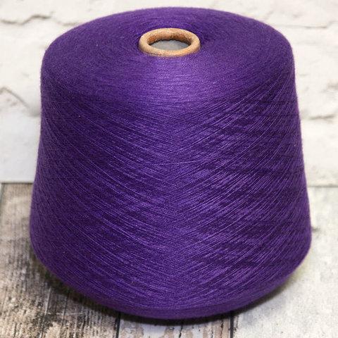 Кашемир с шелком 2/48 BOTTO POALA  GOLD фиолетовый