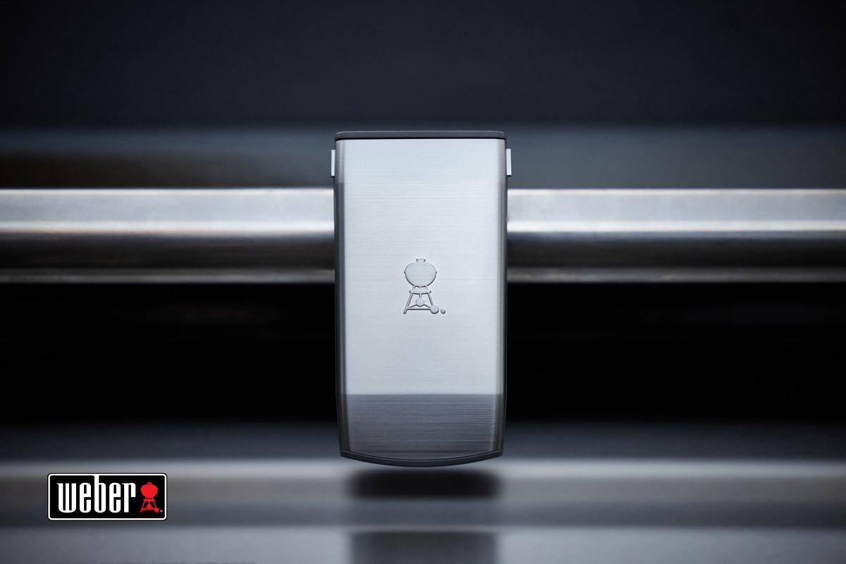 Гриль газовый GENESIS II  EX-335 Smart GBS, черный.