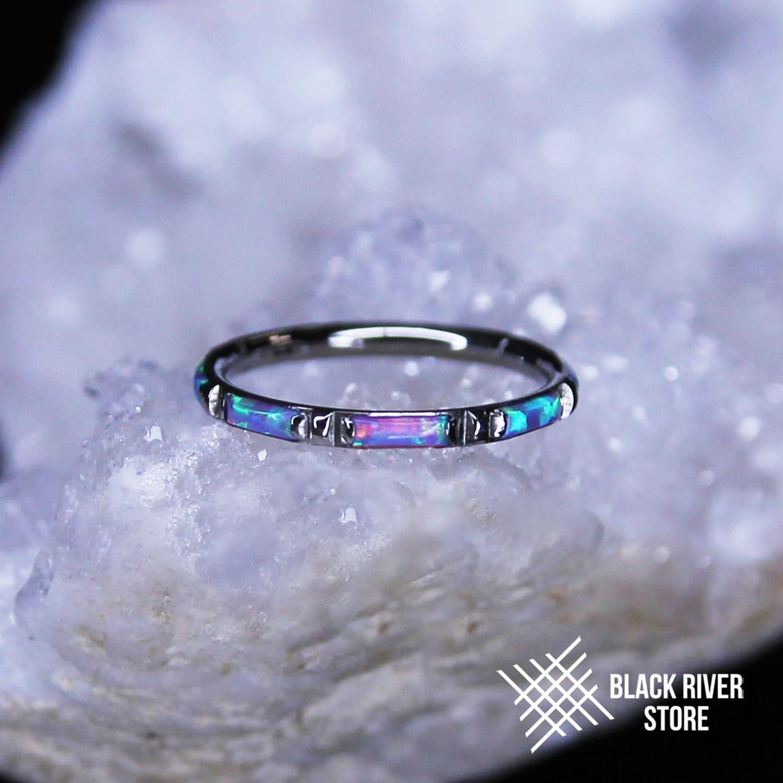 Кликер Eveline Purple Opal #51