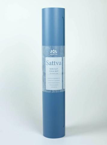 Каучуковый коврик для йоги Sattva 183*68*0,5 см
