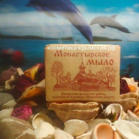 Монастырское мыло ручной работы «Мятное»™Фитон-Крым