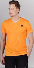 Футболка Nordski Оrnament Orange мужская