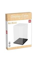 Выставочный пылезащитный дисплей для демонстрации конструктора 17,7 х 17,7 х 26,7 см черный Wisehawk & LNO display case NO. 2525