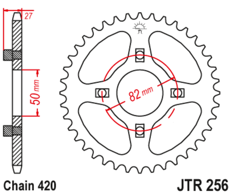 JTR256