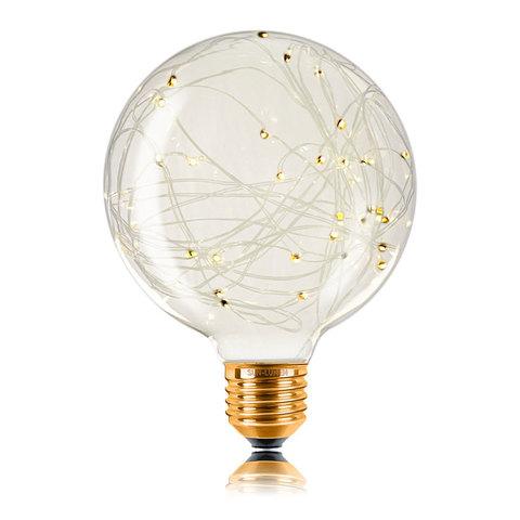Декоративная светодиодная лампа Starry G95 1,5W E27