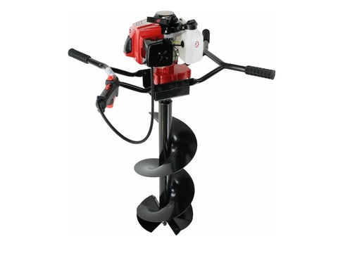 Мотобур DDE GD-65-300 (двухтактный 65 куб.см., 2,3кВт, редукция 34:1, масса 10,8 кг, мак (GD-65-300)