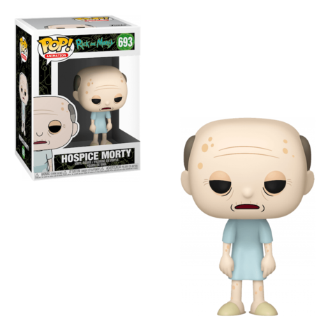 Hospice Morty Funko Pop! Vinyl Figure || Морти