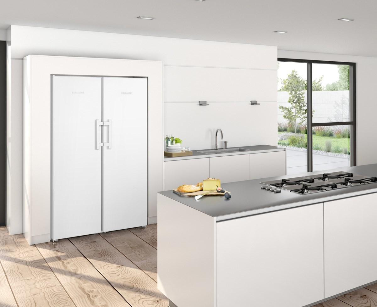 Холодильник side-by-side Liebherr SBS 7242-21