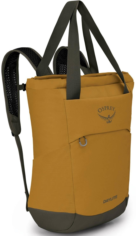 Городские рюкзаки Рюкзак Osprey Daylite Tote Pack 20, Teakwood yellow Daylite_Tote_Pack_S21_Side_Teakwood_Yellow_web.jpg