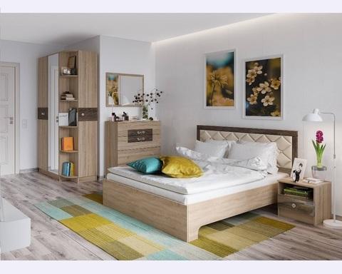 Спальня модульная МАДЛЕН-7