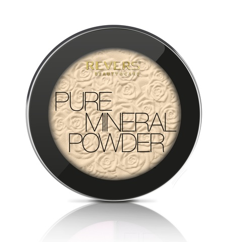 REVERS Пудра 9г MINERAL PURE №22 (*3)