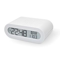 Настольные часы с FM-радио, белые Oregon Scientific RRM116-w
