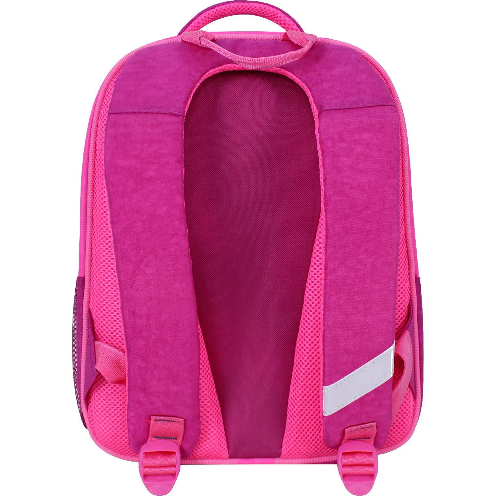 Рюкзак школьный Bagland Отличник 20 л. 143 малина 899 (0058070)