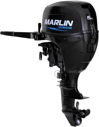 4х-тактный лодочный Мотор MARLIN MF 15  AWHS