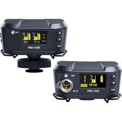 Беспроводная система записи звука Marantz Professional PMD-750 на камеру Digital Wireless System с петличным микрофоном