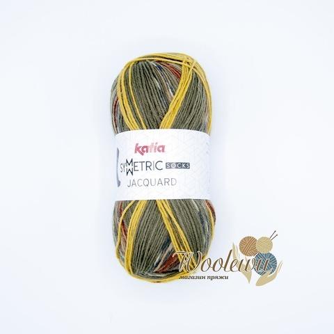 Katia Jacquard Socks - 92