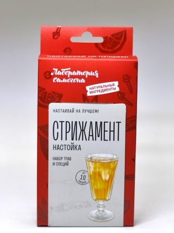 """Набор для настаивания """"Стрижамент"""" на 1 литр напитка"""