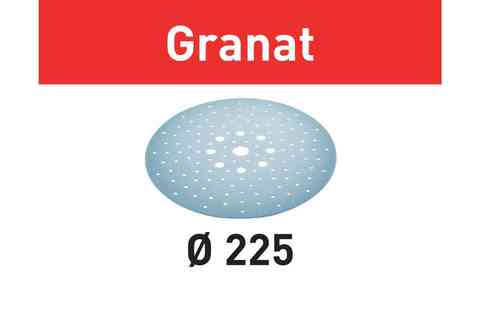 Шлифовальные круги Granat STF D225/48 P40 GR/25