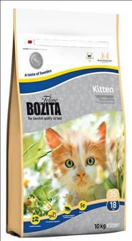 30110 BOZITA Funktion Kitten сух.корм д/КОТЯТ и Беременных кошек 400гр*5 НОВИНКА
