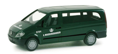 Herpa 048712 Микроавтобус Mercedes-Benz Vito bus